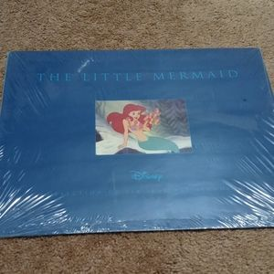 Six Little Mermaid lithograph